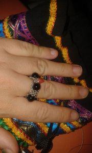 anello marrone 1